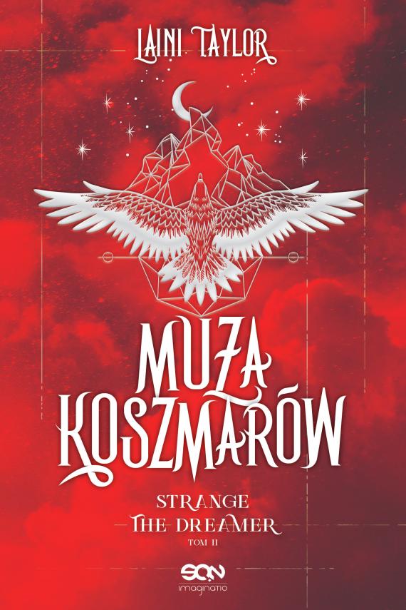 okładka Muza Koszmarówebook | EPUB, MOBI | Laini Taylor