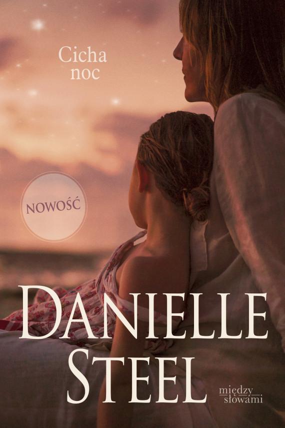 okładka Cicha nocebook | EPUB, MOBI | Danielle Steel
