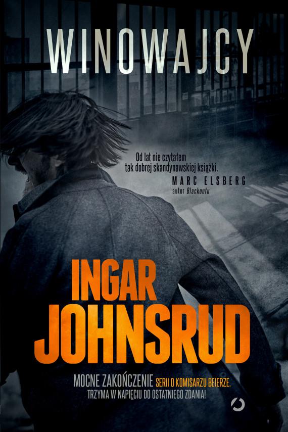 okładka Winowajcyebook | EPUB, MOBI | Ingar Johnsrud