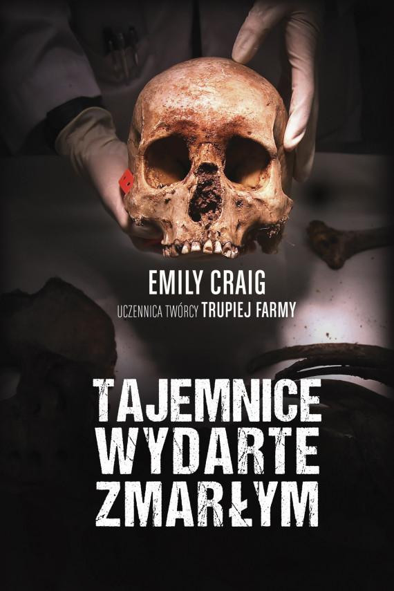 okładka Tajemnice wydarte zmarłymebook | EPUB, MOBI | Emily Craig