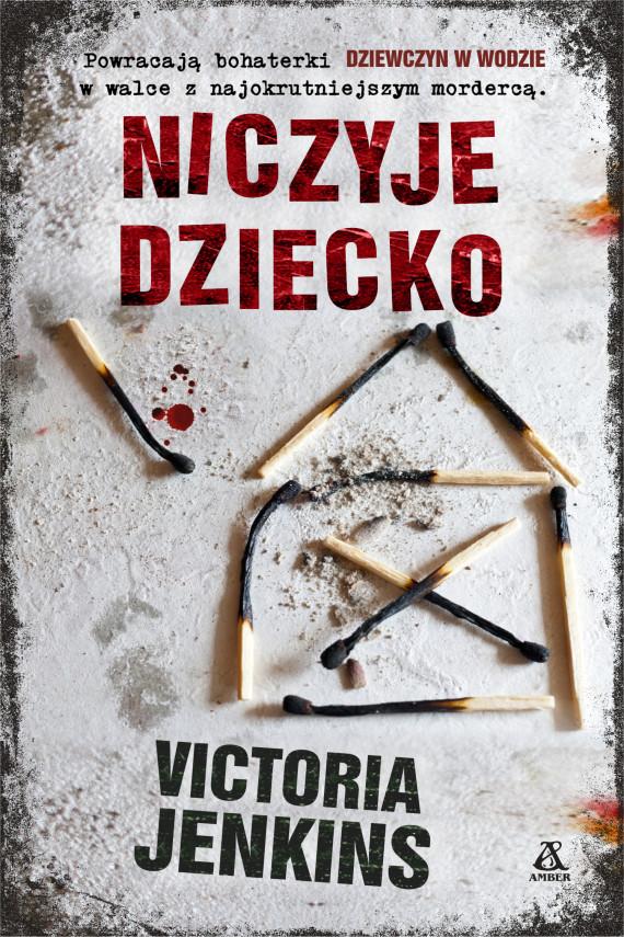 okładka Niczyje dzieckoebook | EPUB, MOBI | Małgorzata Stefaniuk, Victoria Jenkins, Maciej Pintara