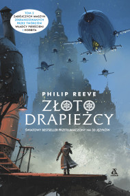 okładka Złoto drapieżcy, Ebook | Jan Hensel, Reeve Philip