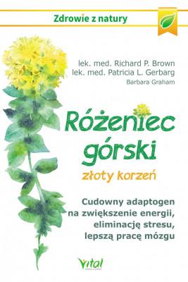 okładka Różeniec górski - złoty korzeń, Ebook | Brown Richard, Patricia  Gerbarg