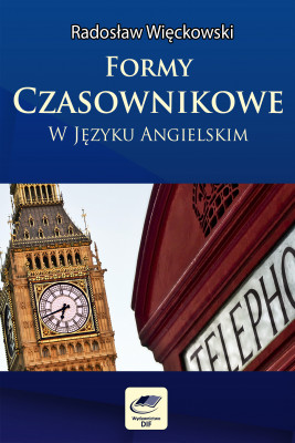 okładka Formy czasownikowe w języku angielskim, Ebook | Radosław Więckowski