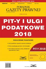 okładka PIT-y i ulgi podatkowe 2018, Ebook | Praca zbiorowa
