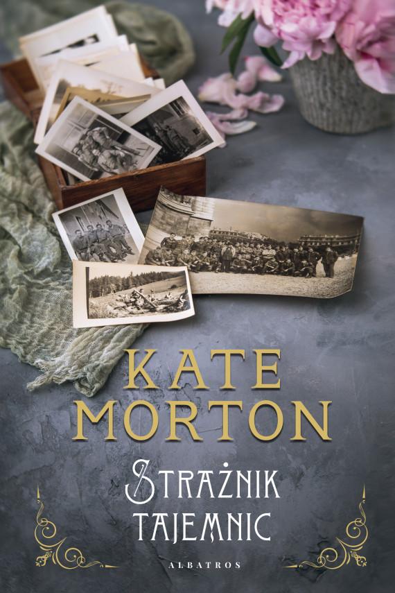 okładka STRAŻNIK TAJEMNICebook | EPUB, MOBI | Kate Morton, Magdalena Koziej