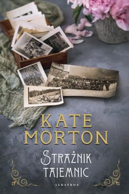 okładka STRAŻNIK TAJEMNIC, Ebook | Kate Morton, Magdalena Koziej