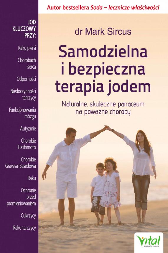 okładka Samodzielna i bezpieczna terapia jodemebook | EPUB, MOBI | Sircus Mark
