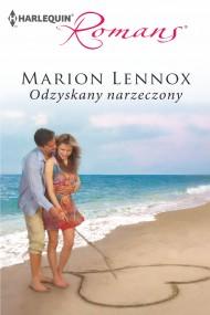 okładka Odzyskany narzeczony. Ebook | EPUB,MOBI | Marion Lennox