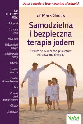 okładka Samodzielna i bezpieczna terapia jodem - PDF, Ebook | Sircus Mark