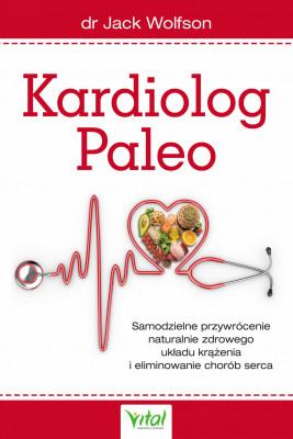 okładka Kardiolog Paleo, Ebook | Wolfson Jack