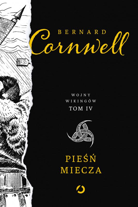 okładka Pieśń mieczaebook | EPUB, MOBI | Bernard Cornwell
