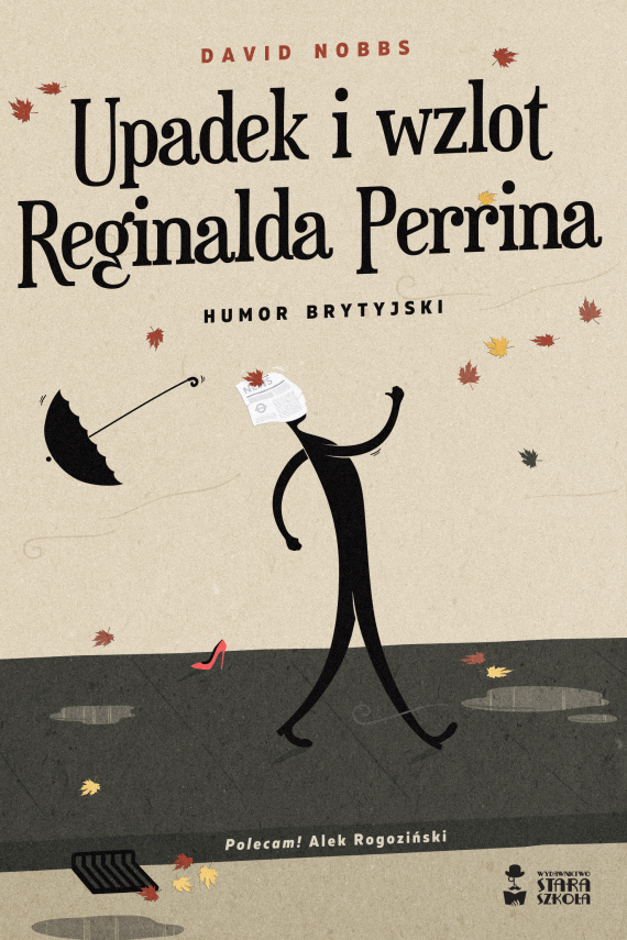 okładka Upadek i wzlot Reginalda Perrina. Ebook | EPUB, MOBI | David Nobbs