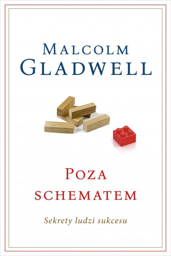okładka Poza schematemebook | EPUB, MOBI | Malcolm Gladwell