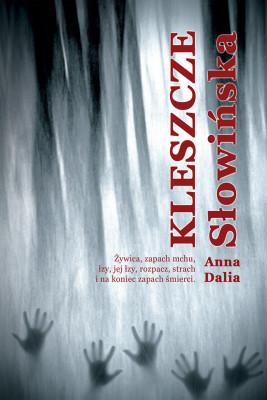 okładka Kleszcze, Ebook | Anna Dalia Słowińska