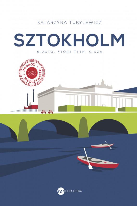 okładka Sztokholmebook | EPUB, MOBI | Katarzyna Tubylewicz