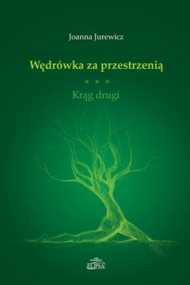 okładka Wędrówka za przestrzenią, Ebook | Joanna  Jurewicz