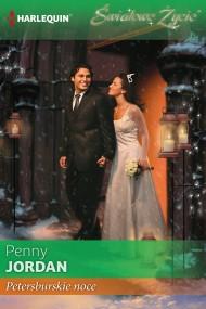 okładka Petersburskie noce. Ebook | EPUB,MOBI | Penny Jordan