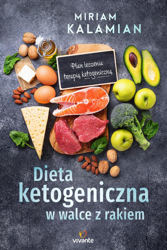 okładka Dieta ketogeniczna w walce z rakiemebook | EPUB, MOBI | Miriam Kalamian