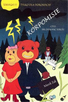 okładka Korpomisie, Ebook | Marek  Żak