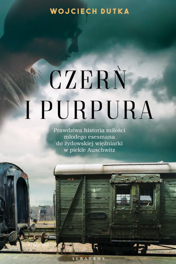 okładka Czerń i purpuraebook | EPUB, MOBI | Wojciech Dutka