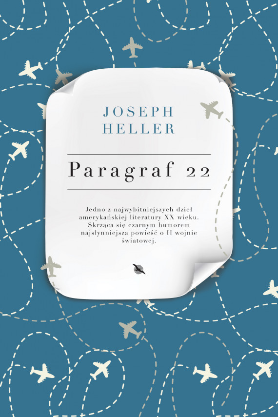 okładka Paragraf 22ebook   EPUB, MOBI   Joseph Heller
