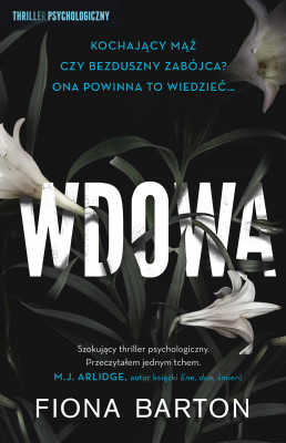 okładka Wdowa, Ebook | Fiona Barton