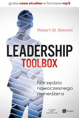 okładka Leadership ToolBox. Narzędzia nowoczesnego menedżera, Ebook | Robert St. Bokacki
