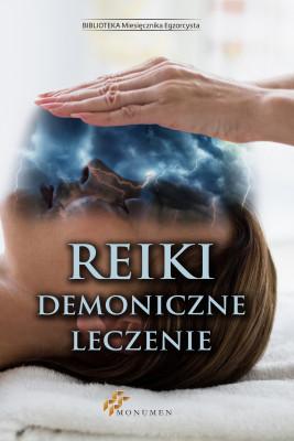 okładka Reiki. Demoniczne leczenie, Ebook | Praca zbiorowa