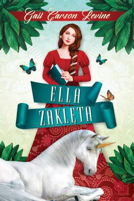 okładka Ella zaklęta, Ebook | Gail Carson Levine