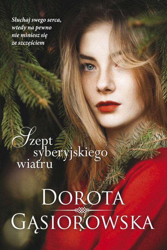 okładka Szept syberyjskiego wiatruebook | EPUB, MOBI | Dorota Gąsiorowska