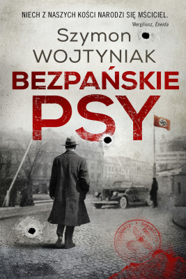 okładka Bezpańskie psy, Ebook | Szymon  Wojtyniak