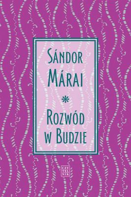 okładka Rozwód w Budzie, Ebook | Sándor Márai