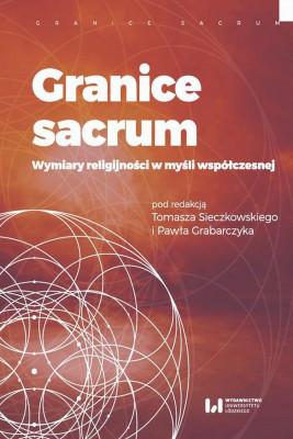 okładka Granice sacrum, Ebook | Praca zbiorowa