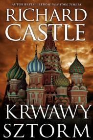 okładka Krwawy sztorm, Ebook   Richard Castle