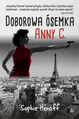 okładka Doborowa ósemka Anny C., Ebook | Sophie Henaff