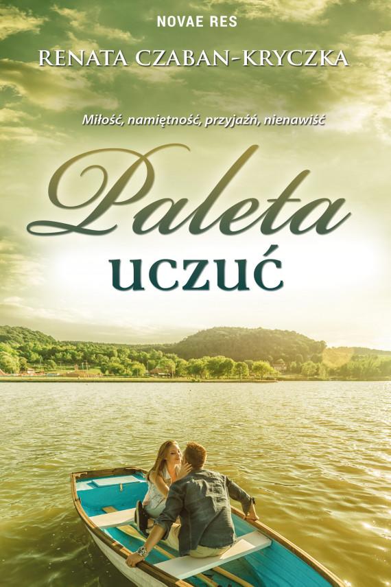 okładka Paleta uczućebook | EPUB, MOBI | Renata Czaban-Kryczka