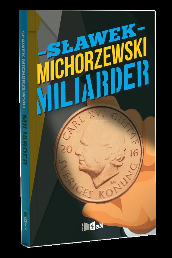 okładka Miliarderebook   EPUB, MOBI   Michorzewski Sławek