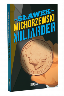 okładka Miliarder, Ebook | Michorzewski Sławek