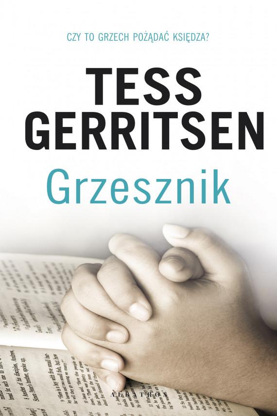 okładka Grzesznikebook | EPUB, MOBI | Tess Gerritsen, Jerzy Żebrowski