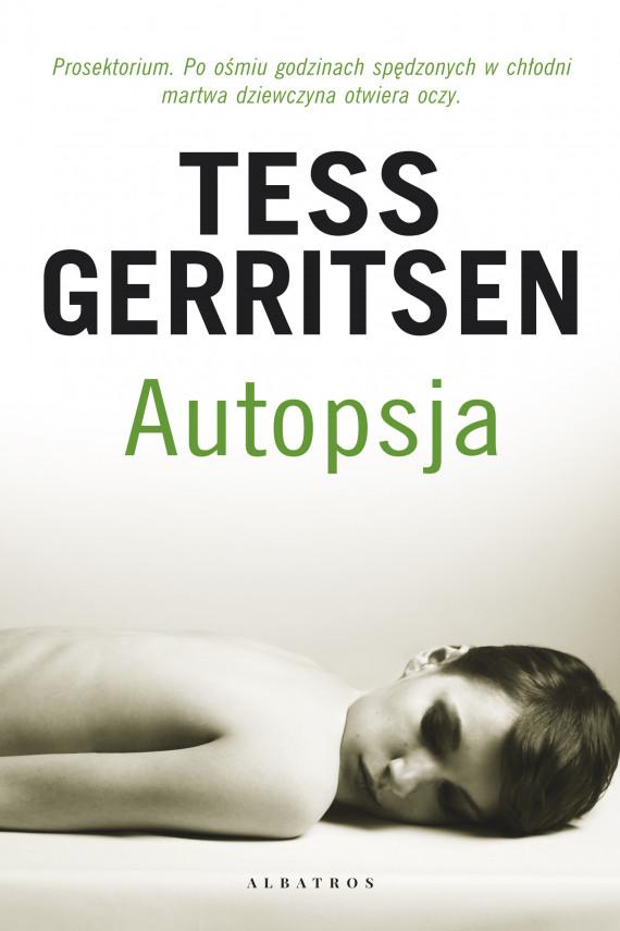 okładka Autopsjaebook   EPUB, MOBI   Tess Gerritsen, Zygmunt  Halka