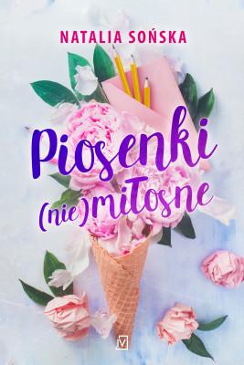 okładka Piosenki (nie)miłosne, Ebook | Natalia Sońska