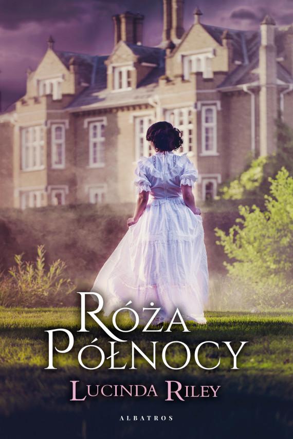 okładka Róża północyebook | EPUB, MOBI | Marzenna Rączkowska, Riley Lucinda