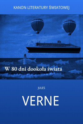okładka W 80 dni dookoła świata, Ebook | Juliusz  Verne