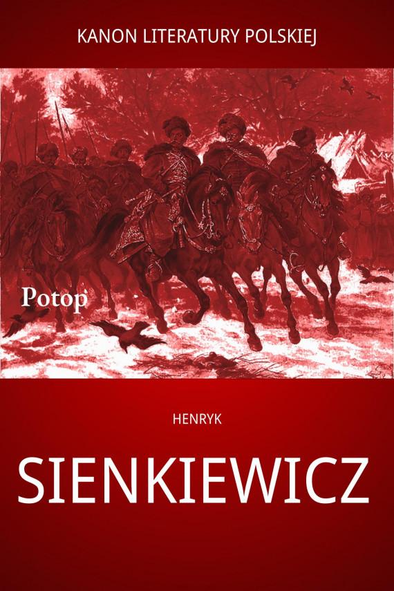 okładka Potopebook   EPUB, MOBI   Henryk Sienkiewicz
