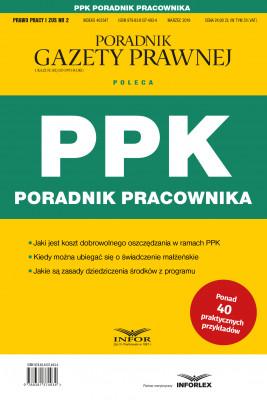 okładka PPK Poradnik pracownika, Ebook | Praca zbiorowa