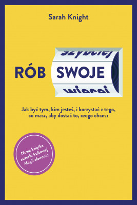 okładka Rób swoje, Ebook | Sarah Knight