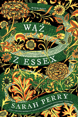okładka Wąż z Essex, Ebook | Perry Sarah