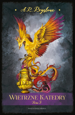 okładka Wietrzne Katedry. Tom 3, Ebook | Alice Rosalie Reystone