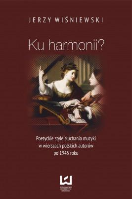 okładka Ku harmonii?, Ebook | Jerzy  Wiśniewski